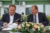 Αχαΐα: Υπεγράφη η σύμβαση για την έναρξη του έργου «Εσωτερικά Δίκτυα Αποχέτευσης Παραλιακών Οικισμών Αιγιαλείας-Βιολογικός Καθαρισμός»