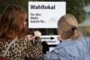 Το πρώτο exit poll των γερμανικών εκλογών: Ισοπαλία 25% για Σολτς (SPD) και Λάσετ (CDU)