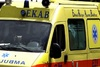 Σάλος στο Μεσολόγγι με το ασθενοφόρο που δεν υπήρχε για τη μεταφορά διασωληνωμένου στην Πάτρα