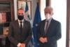 Συνάντηση του Υφυπουργού Εξωτερικών, Ανδρέα Κατσανιώτη, με τον Πρέσβη της Γερμανίας, ErnstReichel