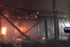 Μύκονος: Φωτιά σε εστιατόριο στον Ορνό (video)