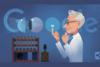 Otto Wichterle: Η Google τιμά με doodle τον εφευρέτη των φακών επαφής