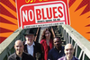 Manifest by mojo proudly presents 'No Blues'