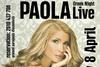 Paola Live @ Fabric Club Patras