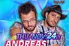 Andreas & Savvas @ W Nightclub Patras