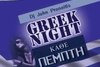 Greek Night with John Pronoitis @ Mercado/Pyrgos