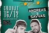 Andreas & Savvas @ Cibo Cibo Sunday Parties