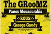 Πάνος Μουζουράκης,ROUS & George Gaudy live @ Μικρός Πρίγκηπας