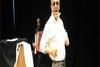 Θεατρική παράσταση «Ψυχολογία συριανού συζύγου» στο Γυμνάσιο Οβρυάς