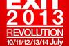 Σερβία, 10-14 Ιουλίου 2013, Let the EXIT R:EVOLUTION begin..!
