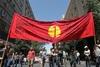 Πάτρα: Συμμετοχή στην Πρωτομαγιάτικη συγκέντρωση των συνδικάτων από το σωματείο 'Ιπποκράτης'
