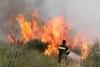 Αχαΐα: Μεγάλη φωτιά στις Πόρτες - Κινητοποίηση της Πυροσβεστικής