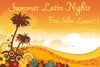 Summer Latin Nights @ Poco Poco Winter Escape