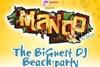 Aπόψε το μεγαλύτερο beach party στην παραλία της Κουρούτας!
