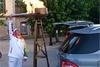 Έφυγε από τα Καλάβρυτα η Ολυμπιακή Φλόγα με κατεύθυνση την Πάτρα - Δείτε φωτογραφίες