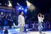 Πάτρα: Πρωτοψάλτη & Αρβανιτάκη - Διέκοψαν την συναυλία στην μέση λόγω βροχής! (pics+vids)