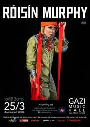 Roisin Murphy at Gazi Music Hall