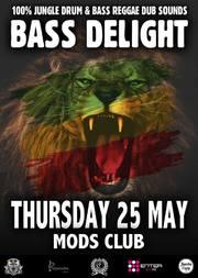 Bass Delight στο Mods Club
