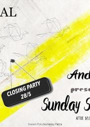 Andy S - Sunday Sessions Closing Party at Pas Mal