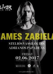 James Zabiela at Bolivar Beach Bar