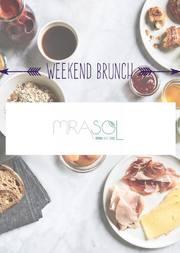 Weekend Brunch at Mirasol