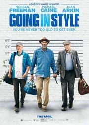 Προβολή Ταινίας 'Going in Style' στην Odeon Entertainment