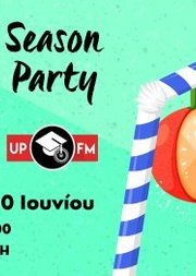 UP FM End of Season Party at TrabaΛa
