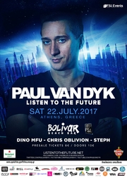 Paul van Dyk at Bolivar Beach Bar