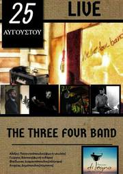 The Three four band στο Terazza Di Legno