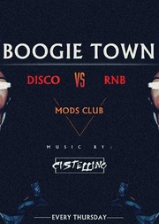 Boogie Town at Mods Club