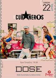 Cubaneros live at Dose