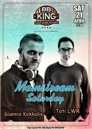 Mainstream Saturday at Bb King