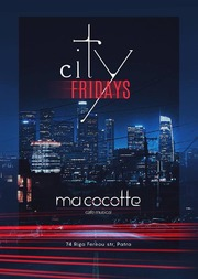 City Fridays at Ma Cocotte