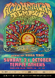 Acid Mothers Temple & The Melting Paraiso UFO στο Temple
