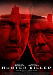 Προβολή Ταινίας 'Hunter Killer' στην Odeon Entertainment