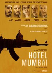 Προβολή Ταινίας 'Hotel Mumbai' στην Odeon Entertainment