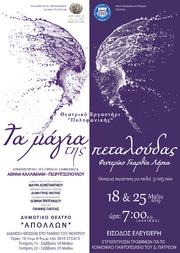 'Τα Μάγια της Πεταλούδας' στο Δημοτικό Θέατρο Απόλλων