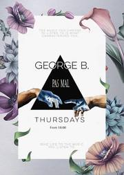 George B at Pas Mal