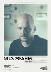 Ο Nils Frahm στο Μέγαρο Μουσικής Αθηνών