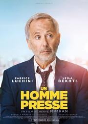 Προβολή Ταινίας 'Un Homme Presse' στην Odeon Entertainment