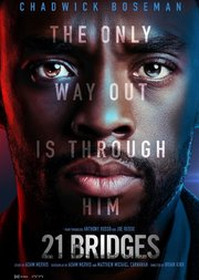 Προβολή Ταινίας '21 Bridges' στην Odeon Entertainment