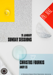 Christos Fourkis - Andy Es Sunday Sessions at Pas Mal