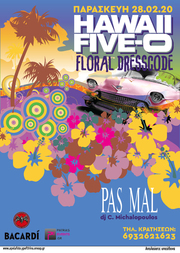 Hawaii Five - 0 at Pas Mal