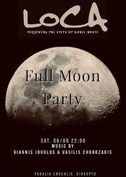 Full Moon Party at Loca