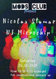 Nicolas Stamar & Dj Microchip at Mods Club