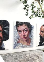 Ατομική έκθεση Κλεομένη Κωστόπουλου στο Tatiana Dimou Artists