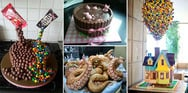 25 τούρτες έργα τέχνης που θα λυπόσουν... να φας! (pics)