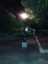 Πάτρα: Τα φανάρια της Τριών Ναυάρχων απέκτησαν φως (pic)