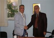 Πάτρα: Νέος αντιπρόεδρος του Δημοτικού Βρεφοκομείου ο Γρηγόρης Μαρκέτος