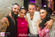 Salsa and the City Tuesdays - Double Pleasure Show @ Disco Room 07-10-14 Part 2/2
